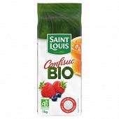 St louis confiture bio special confiture et gelées 1kg