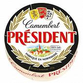 Président camembert 20% mg 250g