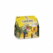 La chouffe blonde 6x33cl 8%vol