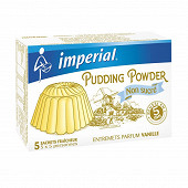 Imperial pudding vanille 150g