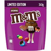 M&m's brownie 341g