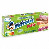 Mr freeze boîte big pop party 20x45ml 900g