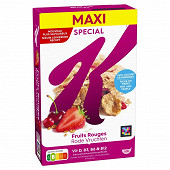 Kellogg's special k fruits rouges 550g
