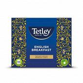 Tetley thé anglais 100 sachets 200g