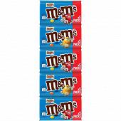 M&m's crispy chocolat x5 180g