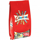 Celebrations assortiment chocolat sachet 196g