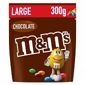 M&M's bonbons chocolat au lait 300g