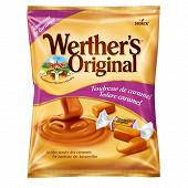 Werther's original tendresse de caramel sachet 158g