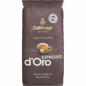 Dallmayr espresso d'oro 1kg grains