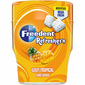 Freedent refresher tropical