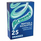 Airwaves handypack dragees menthol eucalyptus ss 35g