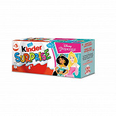 Kinder surprise T3 pack de 3 oeufs 60g