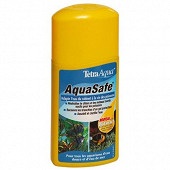 Tétra aquasafe traitement de l'eau poissons exotiques 250 ml