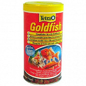 Tétra goldfish poissons rouges et d'eau froide flocons  200g