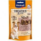 Vitakraft treaties bits pâté de foie 120 grammes pour chien