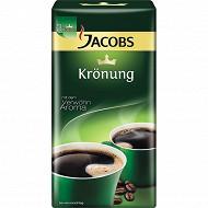 Jacobs Krönung Klassich café moulu classique 500g