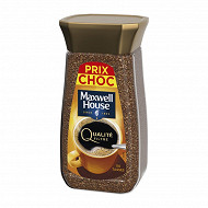 Maxwell house instantané 200g