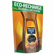 Maxwell House éco-recharge 180g