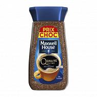 Maxwell house instantané decaféiné 200g