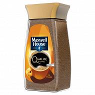 Maxwell House qualité filtre bocal 100g