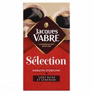 Jacques Vabre café moulu 250g