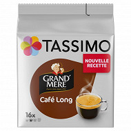 Tassimo grand mère café long x16 107g