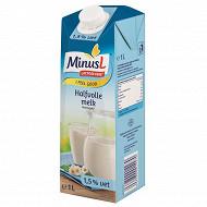 Minus L lait 1/2 écrémé uht 1.5%mg 1l