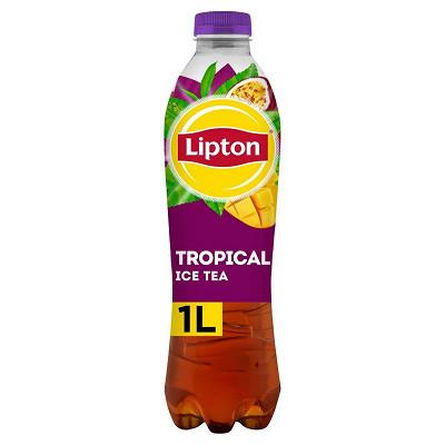 Lipton Lipton ice tea tropical pet 1l
