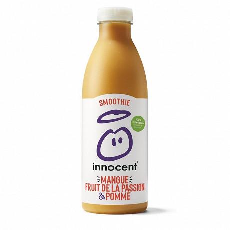 Innocent smoothie mangue et fruit de la passion 750ml