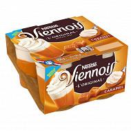 Le Viennois caramel 4x100g
