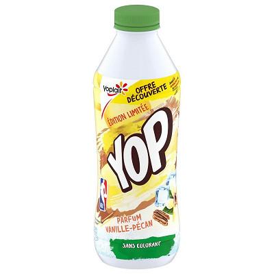 Yoplait Yop édition de saison 850g offre découverte