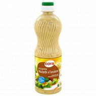 Cora vinaigrette moutarde allégée en matière grasse 50cl