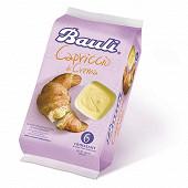 Bauli croissant capriccio di crema 6x50g