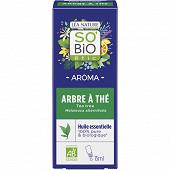 So Bio huile essentielle arbre à thé bio 15ml
