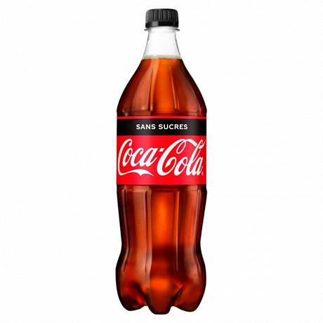 Coca cola zéro 1l contour offre petit panier