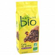 Nature bio café en grains arabica 250g