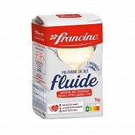 Francine farine fluide t 45 1kg