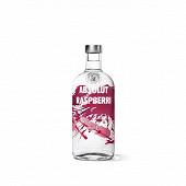 Absolut vodka raspberri 70cl 40%vol