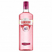 Gordon's pink gin 70cl 37.5%vol