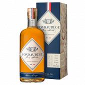 Whisky fondaudege 70cl 40%vol