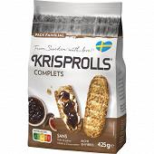 Krisprolls complets 425g