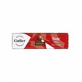 Galler baton chocolat noir praline 70g