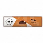 Galler baton noir caramel 70g