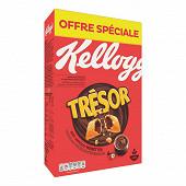 Kellogg's trésor chocolat noisettes 750g