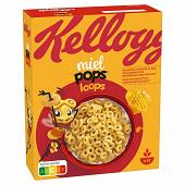 Kellogg's miel pops cracks 400g