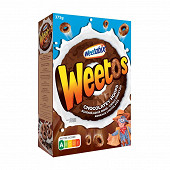 Weetabix produit céréalier weetos 375g
