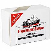 Fisherman's friends original eucalyptus menthol 3x25g