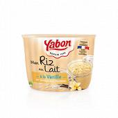 Yabon riz au lait à la vanille 400g