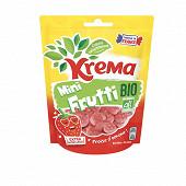 Krema mini frutti bio fraise 120g