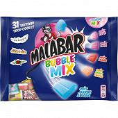 Malabar bubble mix sac 214g